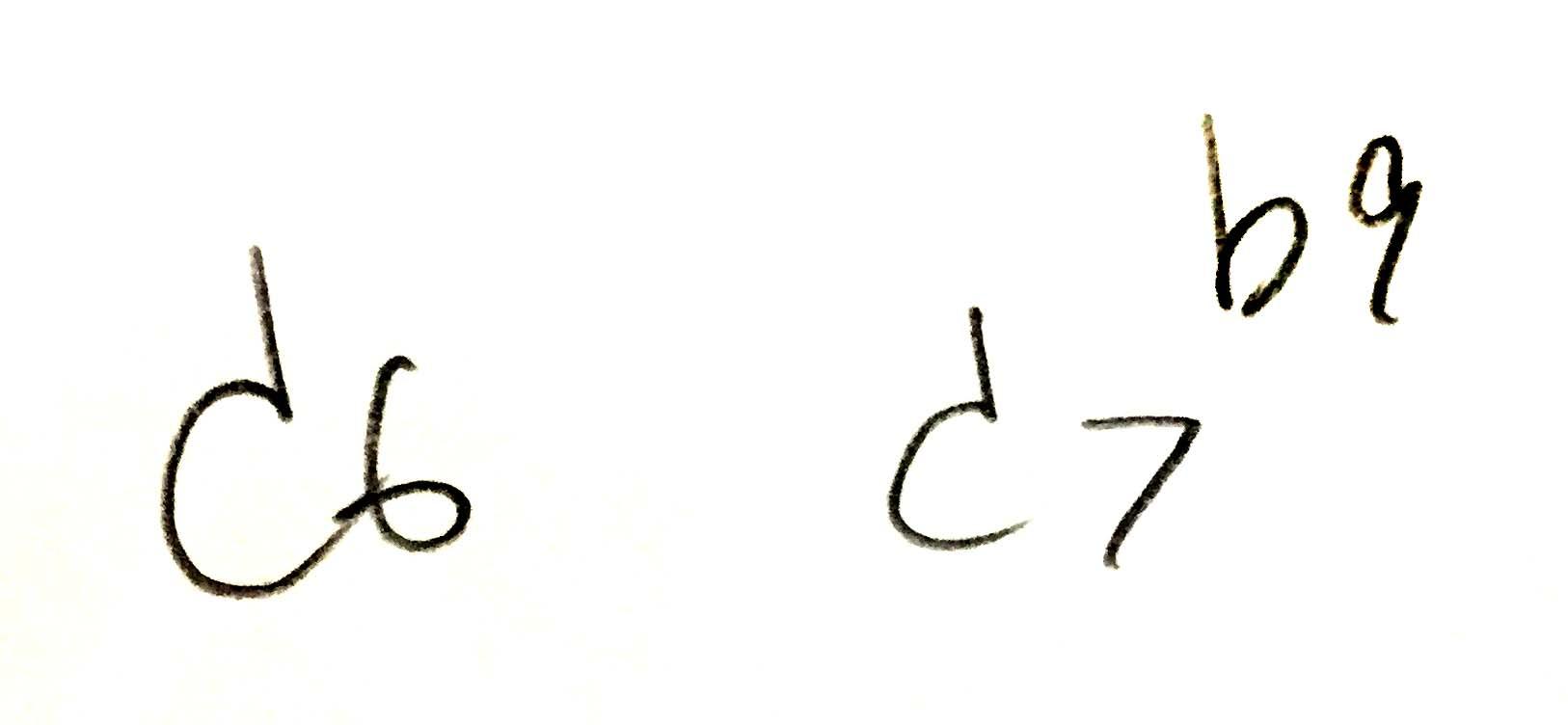 6th-7th-chords