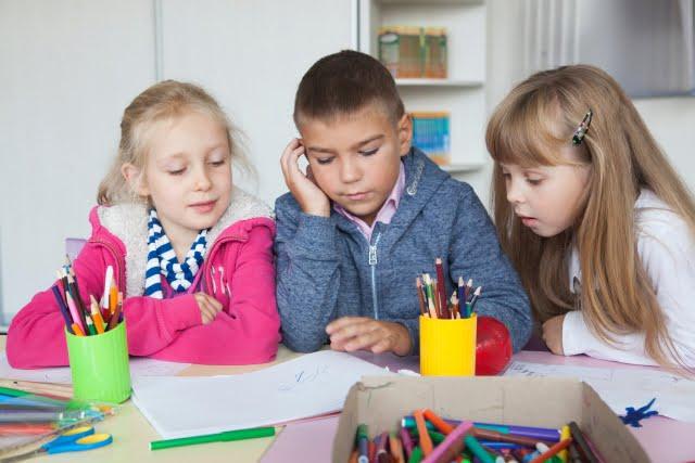 children-study