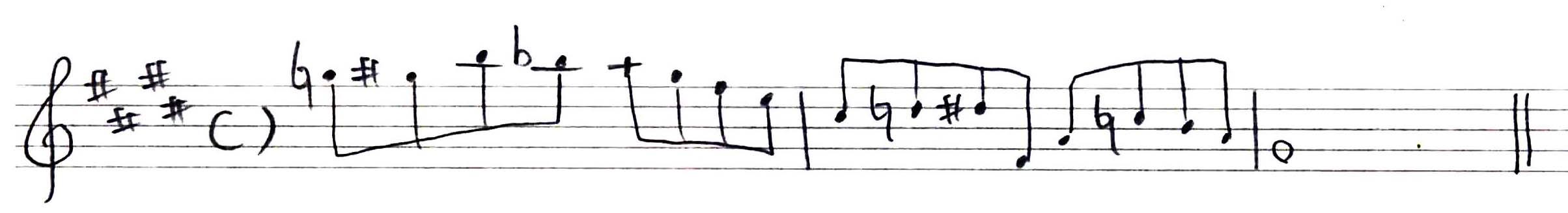 transposition-Eb