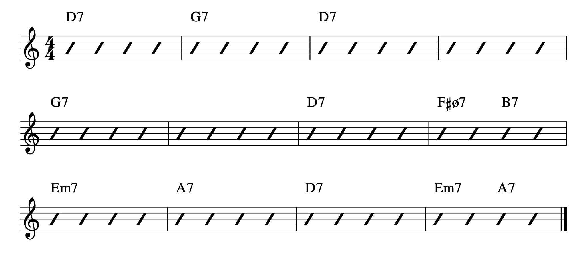 d-blues-chords